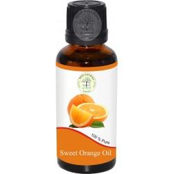 ORANGE SWEET OIL (Citrus sinensis)