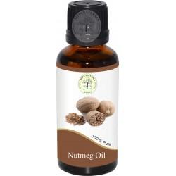 NUTMEG OIL (Myristica fragrans)